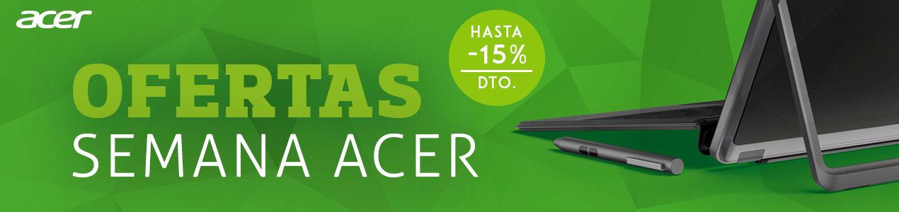 Ofertas y descuentos en Portátiles Acer