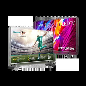 Televisores y accesorios