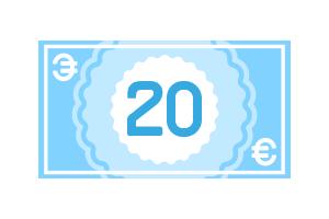Valora y gana hasta 50€