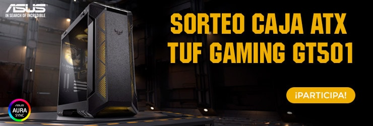 Caja Tuf Gaming GT501