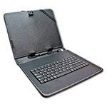 """3GO Funda para Tablet 10.1″"""" con teclado"""