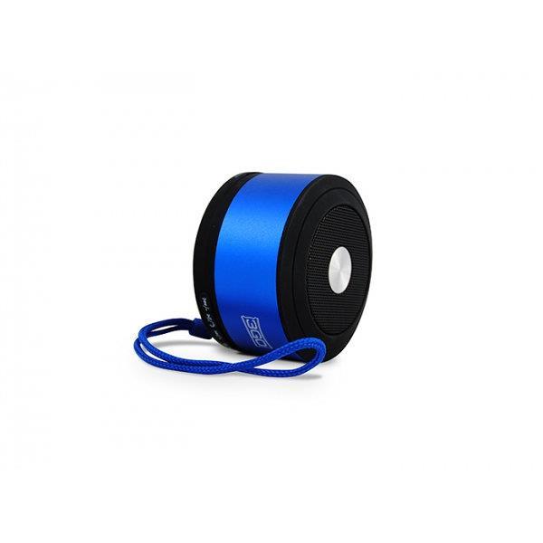 3GO Tempo Bluetooth 4.0 Micro SD Azul – Altavoz