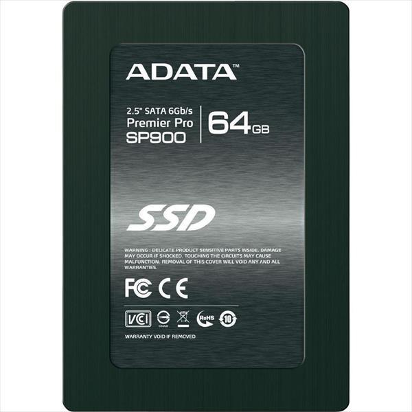 ADATA Premier Pro SP600 64GB 2.5″ – Disco Duro SSD