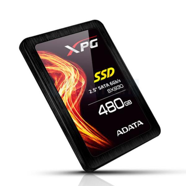 ADATA XPG SX930 Gaming 480GB 2.5″ – Disco Duro SSD