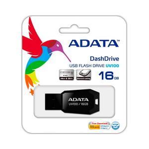 ADATA DasHDrive UV100 16GB – Pendrive