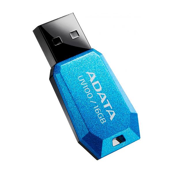 ADATA DasHDrive UV100 16GB azul – Pendrive