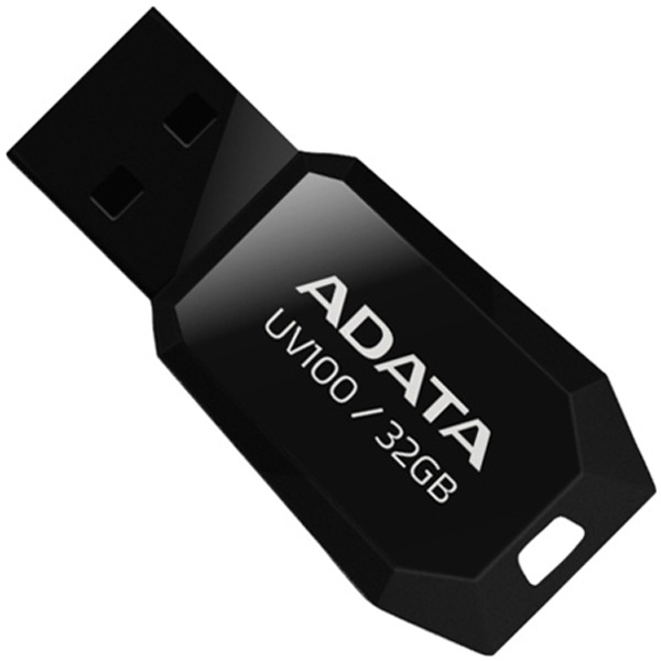ADATA DasHDrive UV100 32GB negro – Pendrive