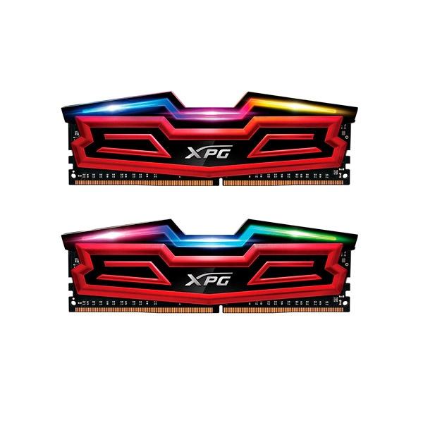 MODULO MEMORIA RAM DDR4 16GB(2X8GB PC2400 ADATA XPG