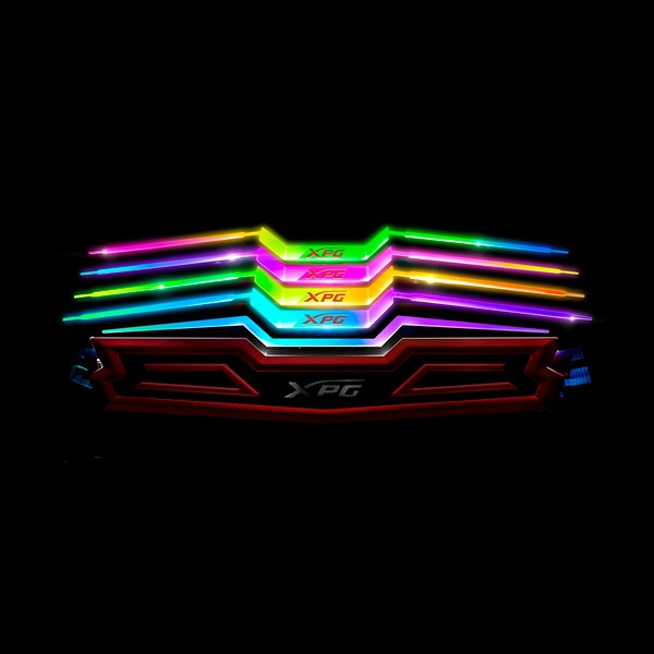 DDR4 2666 CL16-RGB LED strip SPX Sr 8G 1