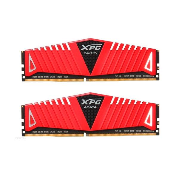MODULO MEMORIA RAM DDR4 16GB(2X8GB)PC3000 ADATA XPG Z1 RED