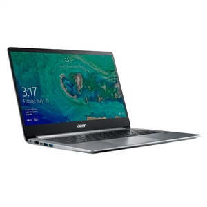 ACER SWIFT 1 N4000 4GB 128GB SSD 14 FHD W10 - Portátil