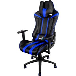 Aerocool AC120 negra / azul  – Silla