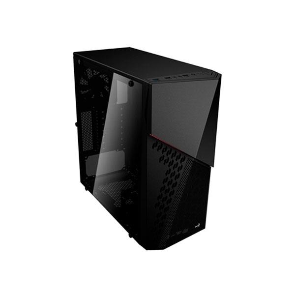 Aerocool CyberX Advance negra USB3.0 - Caja