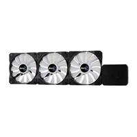 Aerocool Project 7 KIT 3 fan RGB + controller - Ventiladores