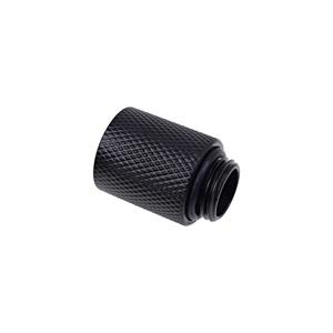 Alphacool extensor 20mm M-H negro – Adaptador