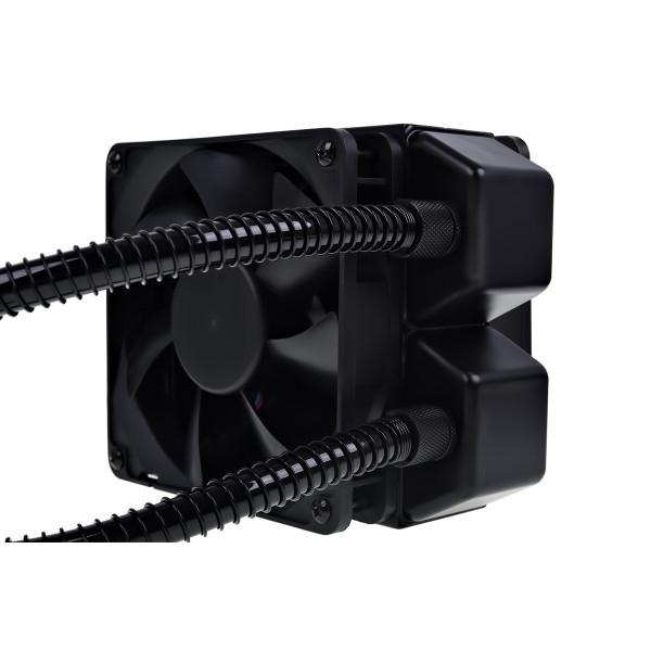 Alphacool Eisbaer 120 CPU negro – Refrigeración liquida