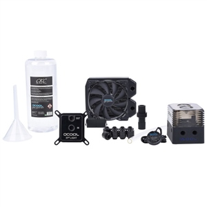 Alphacool Eissturm Gaming 120 – Refrigeración liquida