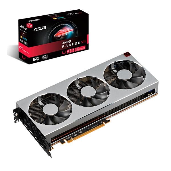 Asus AMD Radeon VII 16GB 7nm - Tarjeta Gráfica