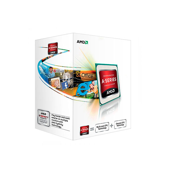 AMD A4 4000 3.2GHz - Procesador