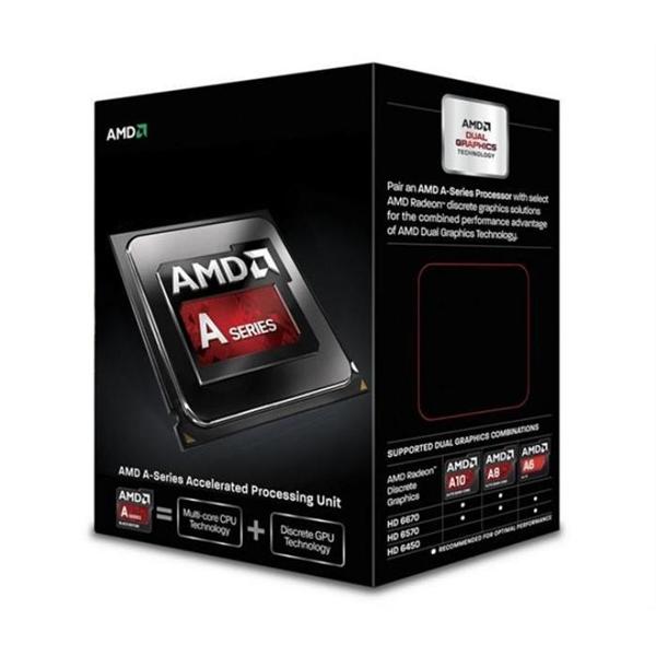 AMD A6 7400K 3.5Ghz FM2+ – Procesador