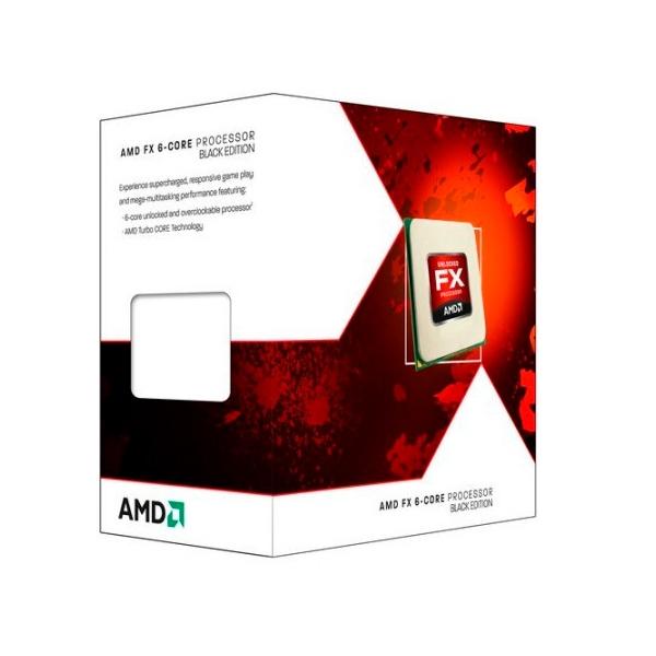 AMD FX-6300 Black Edition 3.5Ghz AM3+ – Procesador