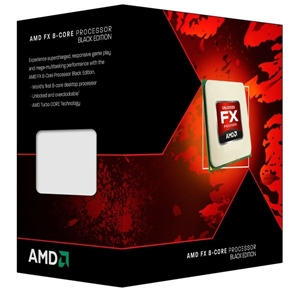 AMD FX-8300 8-Core Black Edition 3.3GHz AM3+ - Procesador