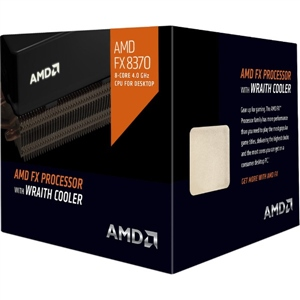 AMD FX-8370 8-Core 4.0GHz AM3+ w/Wraith Cooler - Procesador