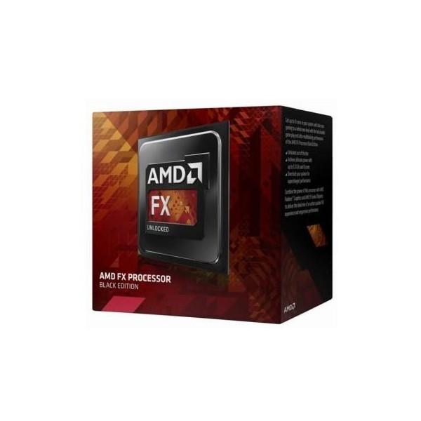 AMD FX-8370E Black Edition 3.3GHz AM3+ – Procesador
