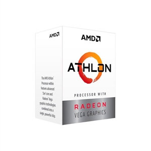 AMD Athlon 200GE 3.2GHz AM4 con Vega 3 - Procesador