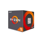 AMD Ryzen 5 2600X 4.2GHz AM4 - Procesador