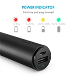 Anker PowerCore mini 3200 mAh negra - Powerbank