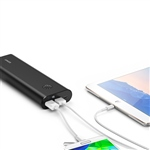 Anker PowerCore+ 20100 mAh USB C negra Power IQ - Powerbank