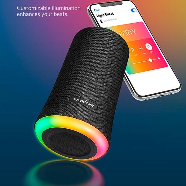 Anker SoundCore Flare Bluetooth negro - Altavoz