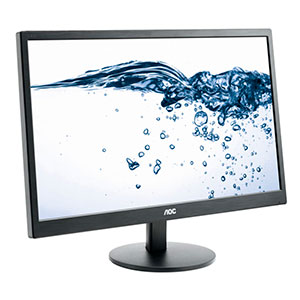 AOC E2470SWDA 23.6″ FHD TN DVI VGA MULTIMEDIA – Monitor