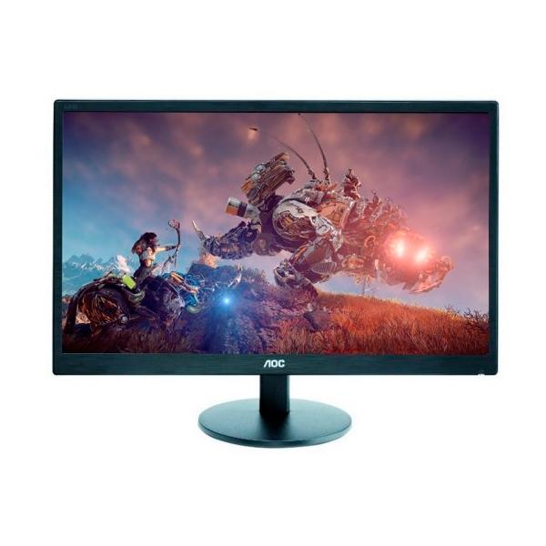 AOC E2470SWH 23.6″ FHD TN HDMI DVI VGA MULTIMEDIA – Monitor