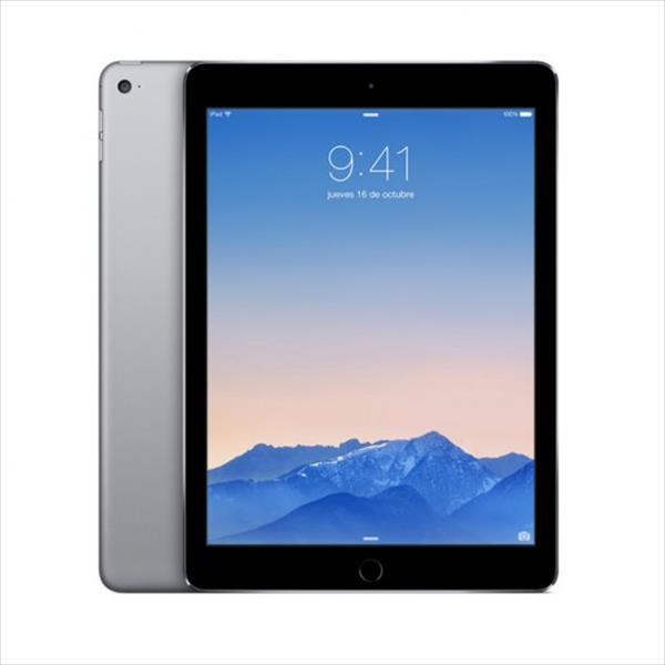 Apple iPad Air 2 9.7″ 64GB Wi-Fi Gris – Tablet