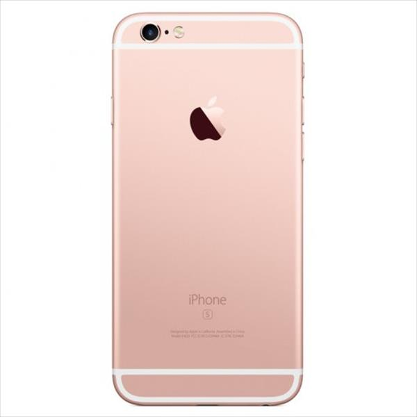 Apple iPhone 6S 128GB Rose Gold – Smartphone
