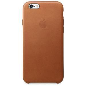 Apple Iphone 6S plus cuero marron caramelo – Funda
