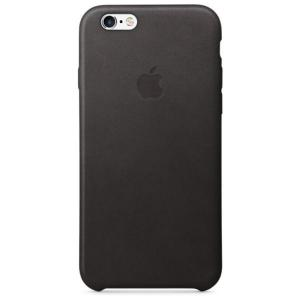 Apple Iphone 6S plus cuero negro – Funda