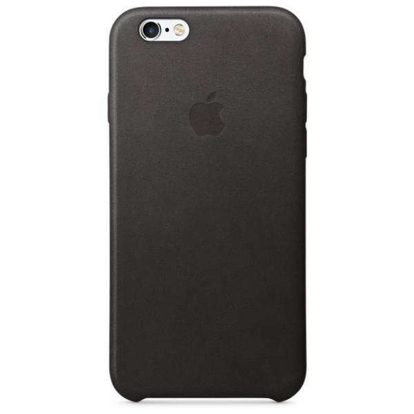 Apple Iphone 6S cuero negro – Funda