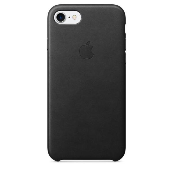 Apple Iphone 7 cuero negro – Funda