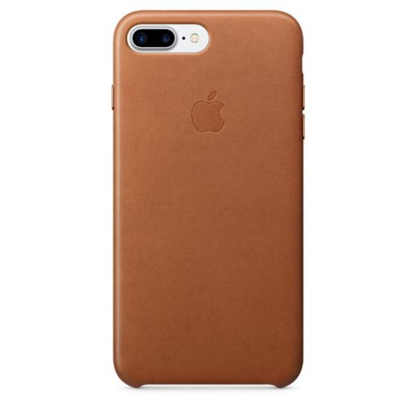 Apple Iphone 7 Plus silicona canela – Funda