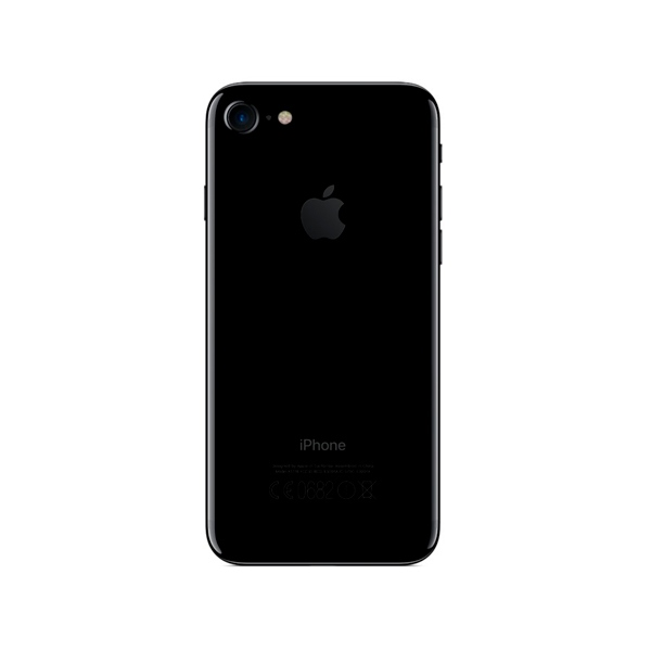 Apple iPhone 7 128GB Jet Black - Smartphone