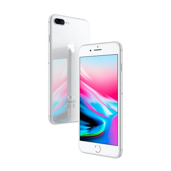 Apple iPhone 8 Plus 256GB Plata Espacial – Smartphone
