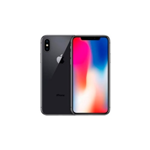 APPLE IPHONE X 256GB Gris Espacial - Smartphone