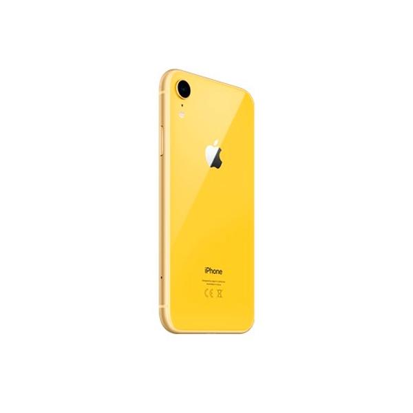 Apple iPhone XR 256GB Amarillo Smartphone