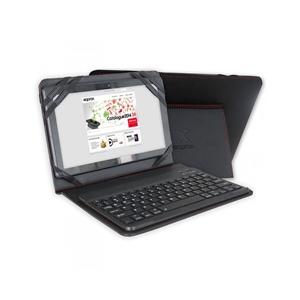 Approx 10.1″ con teclado negro – Funda