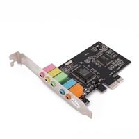 Approx APPPCIE51 5.1 PCIe – Tarjeta de Sonido