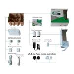 Arlo Pro Kit 4 camaras + sirena - Cámaras IP