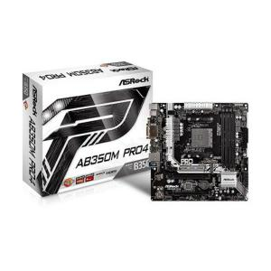 Asrock AM4 AB350M PRO4 – Placa Base